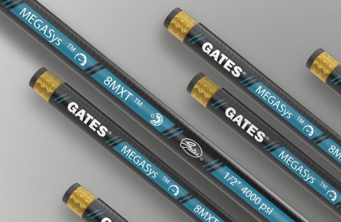 Gates lança nova mangueira hidráulica multi-aplicação: conheça a MXT